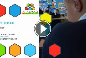 See how one school integrates digital technology into the school culture.