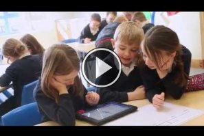 See how one school in Northern Ireland uses digital technology in the curriculum.